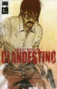 Clandestino #1 VF/NM; Black Mask Comics | save on shipping - details inside
