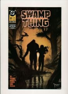 DC Comics SWAMP THING #64 1987 Totleben Cover ~ VF/NM (PF501)