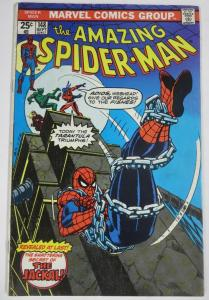 AMAZING SPIDER-MAN  #148 (Marvel,9/1975) VERY GOOD(VG) Tarantula! Conway & Andru