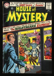 House Of Mystery #155 FN 6.0 DC Comics