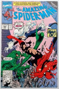 The Amazing Spider-Man #342 (VF)(1990)