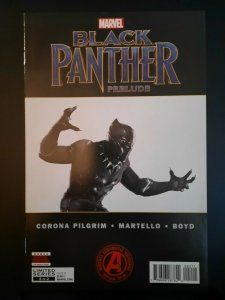 MARVEL COMICS BLACK PANTHER PRELUDE (2017) #2 VF/NM - LIMITED SERIES