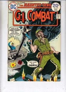 G.I. Combat #170 (Mar-74) VF/NM High-Grade The Haunted Tank