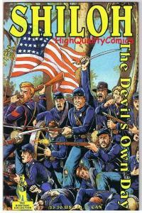 SHILOH - DEVIL'S OWN DAY #1, Civil War, 1995, NM, Rebs, Union