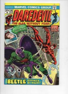 DAREDEVIL #108 VF Black Widow, Murdock, Beetle, 1964 1974, more Marvel in store