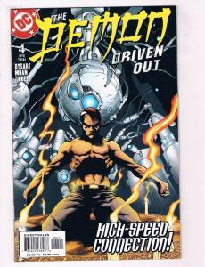 The Demon #4 VF DC Comics Comic Book Dsyart JLA Batman Feb 2004 DE38 AD11