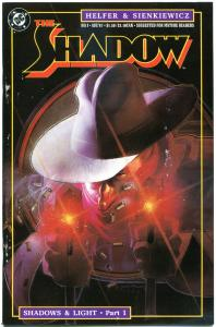 The SHADOW #1 2 3 4 5 6 7 8 9 10 11-19 + Ann #1-2, VF/NM, 1989,  21 issues
