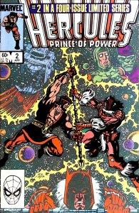 Hercules #2 (1984)