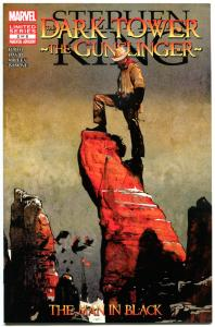 STEPHEN KING DARK TOWER GUNSLINGER The MAN in BLACK #2, NM, more in store