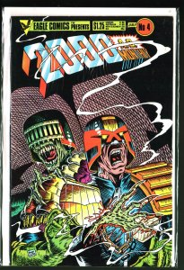 2000 AD Monthly #4 (1986)