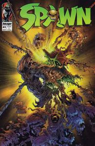Spawn #41 FN; Image | save on shipping - details inside