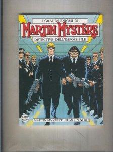 Martin Mystere numero 236: Martin Mystere: Uomo in Nero
