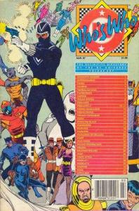 Who's Who: The Definitive Directory of the DC Universe #25, NM- (Stock p...