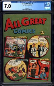 All Great Comics #1 (1946)