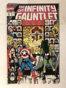 Infinity Gauntlet #2 (1991)