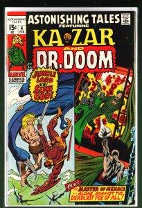 Astonishing Tales #4 (1971)