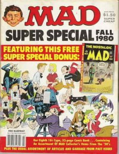 Mad Super Special #32 VG; E.C | low grade comic - save on shipping - details ins
