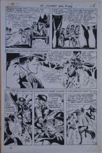 ROSS ANDRU / ESPOSITO original art, WORLD'S FINEST #186, 1969, Mad Anthony Wayne