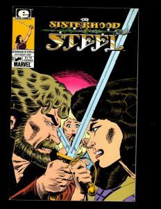 10 Comics Sisterhood of Steel 6 Namor 28 17 16 14 31 Shadows & Light 2 +MORE J22