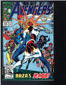 Avengers #351 (Marvel, 1992)