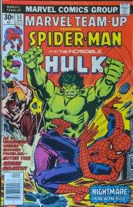 Marvel Team-Up #53 (1977)
