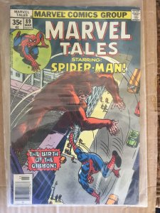Marvel Tales Featuring Spider-Man #89