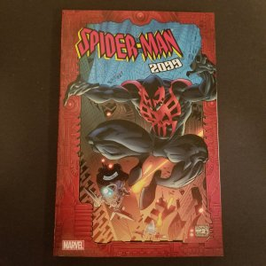 Spider-Man 2099 Second Edition-1st Printing 20013 (MINT CONDITION)