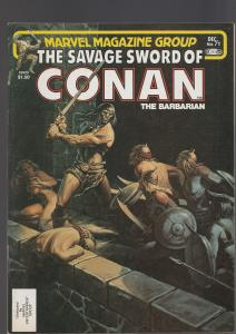 Savage Sword of Conan #71
