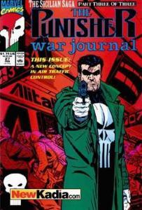 Punisher War Journal (1988 series) #27, VF+ (Stock photo)