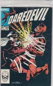 Daredevil #203 (1984)