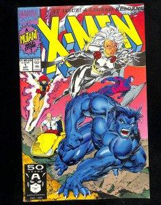 X-Men (1991) #1 Storm Beast Variant