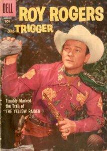 Roy Rogers Comics (1948 series) #116, Good (Stock photo)