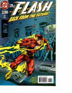 Lot Of 2 Flash  DC Comic Books #118 124  Superman Batman DC5