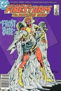 Fury of Firestorm, The #20 VF/NM; DC | save on shipping - details inside