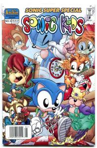Sonic Super Special #5 1998- Archie Comics- Sonic Kids