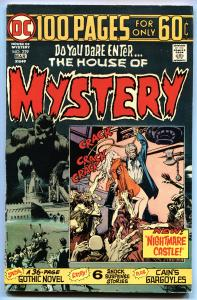 House of Mystery #229 1973-DC Comics-Giant issue-Berni Wrightson