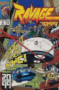 Ravage 2099 #6 VF; Marvel | save on shipping - details inside