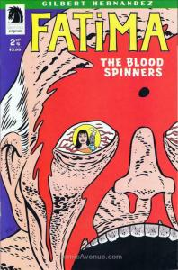 Fatima: The Blood Spinners #2 FN; Dark Horse | save on shipping - details inside