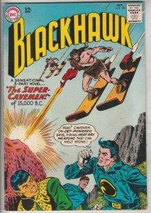 Blackhawk #189 (Oct-63) NM- High-Grade Black Hawk, Chop Chop, Olaf, Pierre,Ch...