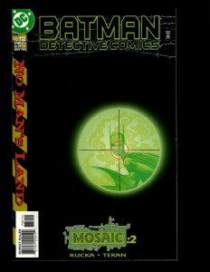 Detective Comics # 732 NM DC Comic Book Feat. Batman Joker Robin Catwoman GK62