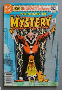 House of Mystery #285   F/Better    See Actual Photo