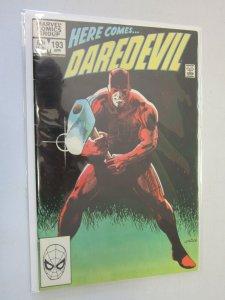 Daredevil #193 Direct Edition 6.0 FN (1983)