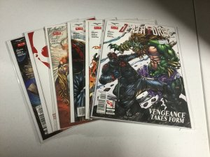 Death Force 1-6 Mostly Cover B Nm Near Mint Zenescope