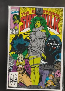 Sensational She-Hulk #20