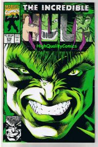 INCREDIBLE HULK #377 VF/NM, + 379 381 383 + 5 more, NM, Sam Kieth, Dale Keown