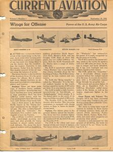 Current Aviation 1942-Lot of 20-1st issue included-Spitfire-Zero-blimps-G