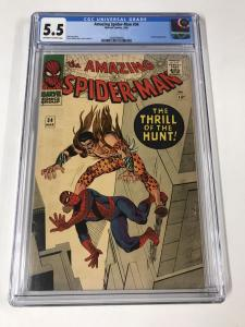 Amazing Spider-Man #34 CGC 5.5