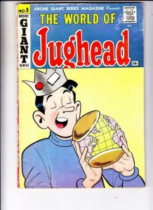 Archie Giant  # 9  strict  VG/FN  KEY   number  9th issue World Of Jughead