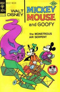 Mickey Mouse (1941 series) #171, Fine- (Stock photo)