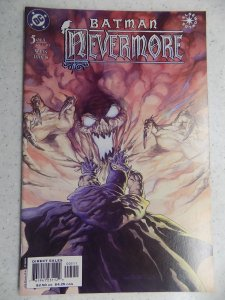 BATMAN NEVERMORE # 5